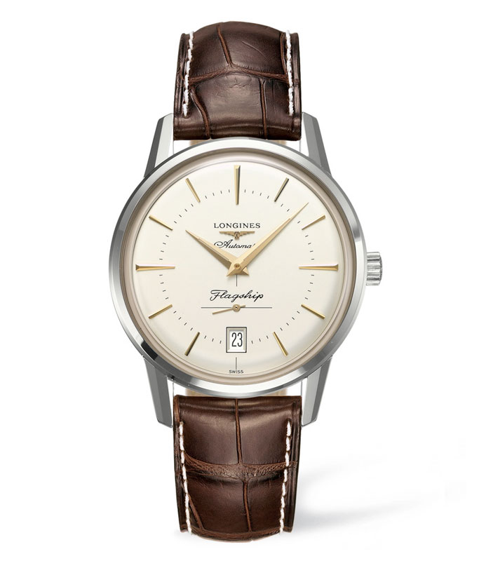 Longines Flagship Heritage Automatic Men's Watch
