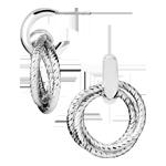 Links of London Aurora Silver Earrings