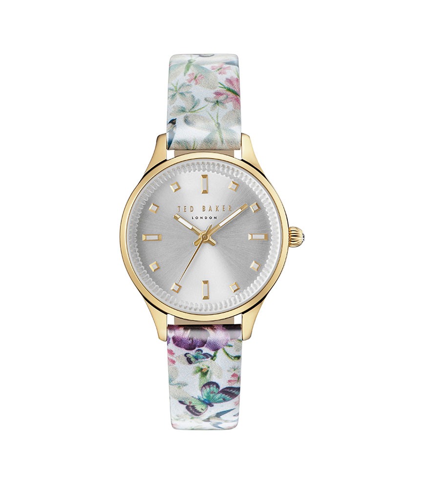 Ted Baker Zoe Gold Ion Plated Ladies Watch
