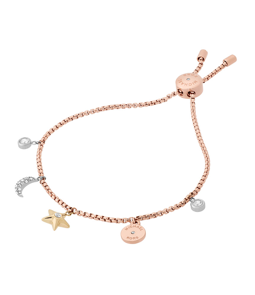 Michael Kors Celestial Three Colour Bracelet