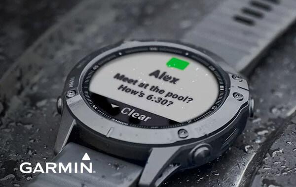 Garmin Fenix 6X Titanium Pro Solar Edition Watch