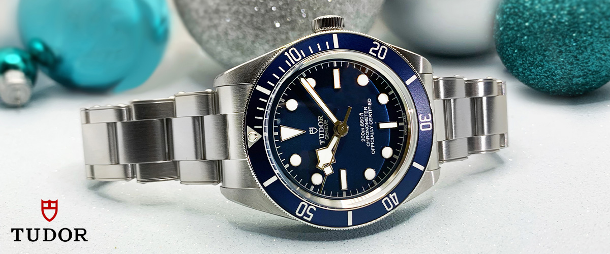 Tudor Black Bay Fifty-Eight Navy Blue Automatic Men's Watch