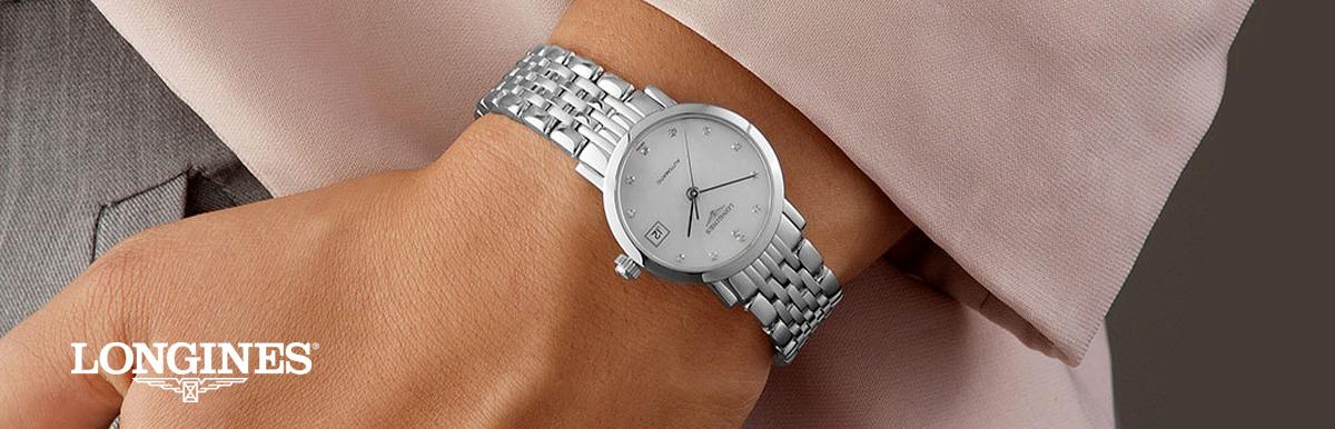 Longines Elegant Diamond Automatic Ladies Watch