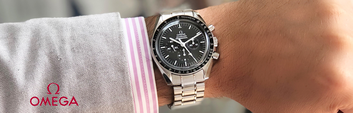 OMEGA Speedmaster Moonwatch Professional Chronograph Men's Watch