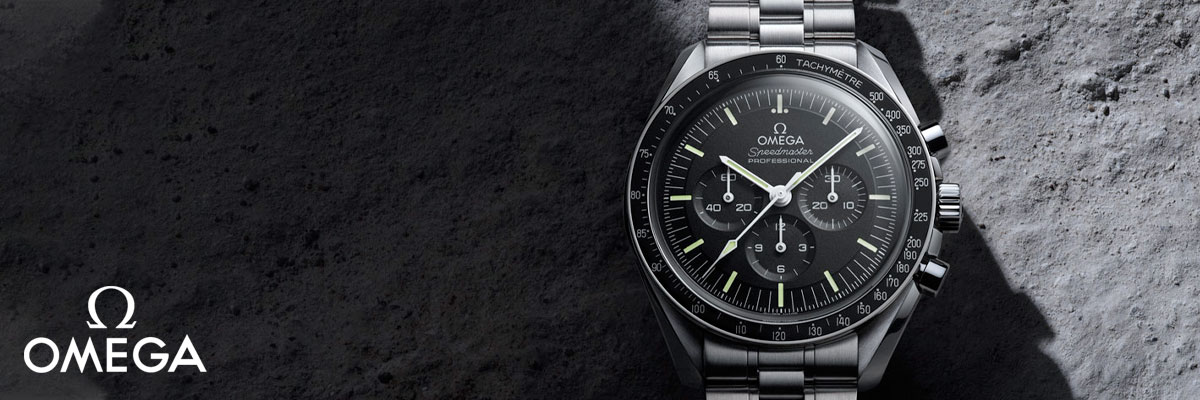 OMEGA Speedmaster Moonwatch Professional Co-Axial Master Chronometer Chronograph Men's Watch