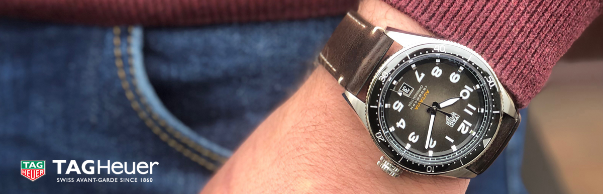 TAG Heuer Autavia Isograph Men's Watch