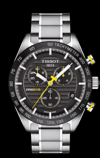 Tissot PRS 516 Chronograph Men's Watch