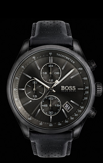 Hugo Boss Grand Prix Chronograph Men's Watch