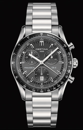 Certina DS-2 Precidrive Chronograph Men's Watch