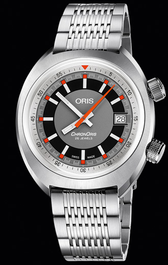 Oris ChronDate Automatic Men's Watch