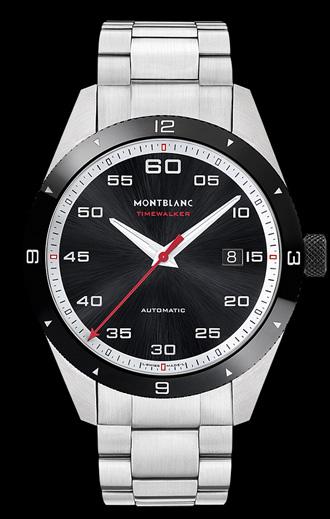 Montblanc Timewalker Date Automatic Men's Watch