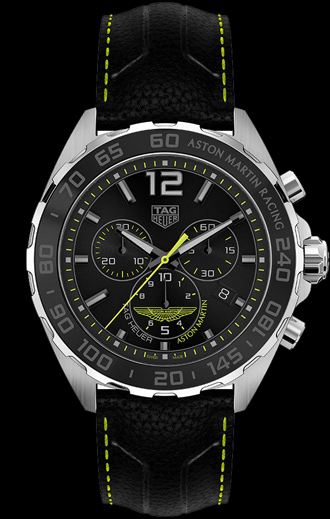 TAG Heuer Formula 1 Aston Martin Chronograph Men's Watch