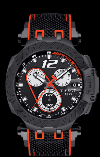 Tissot T-Race MotoGP Marc Marquez Limited Edition Chronograph Men's Watch