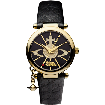 Vivienne Westwood Orb Gold Tone Ladies Watch