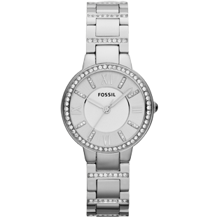 Fossil Virginia Crystal Ladies Watch