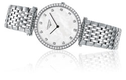 Longines La Grande Classique Diamond Ladies Watch