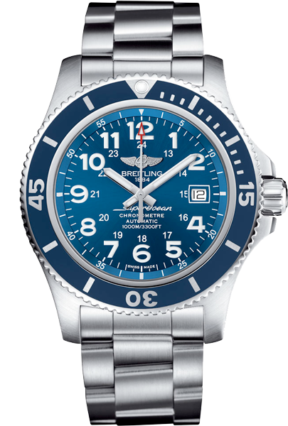 Breitling Superocean II 44 Automatic Men's Watch