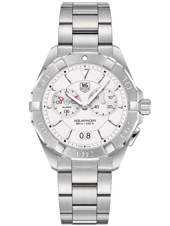 TAG Heuer Aquaracer 300m Alarm Chronograph Men's Watch