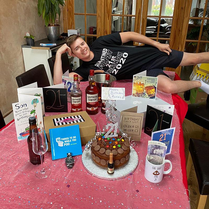 Ashley Hart's 21st Birthday