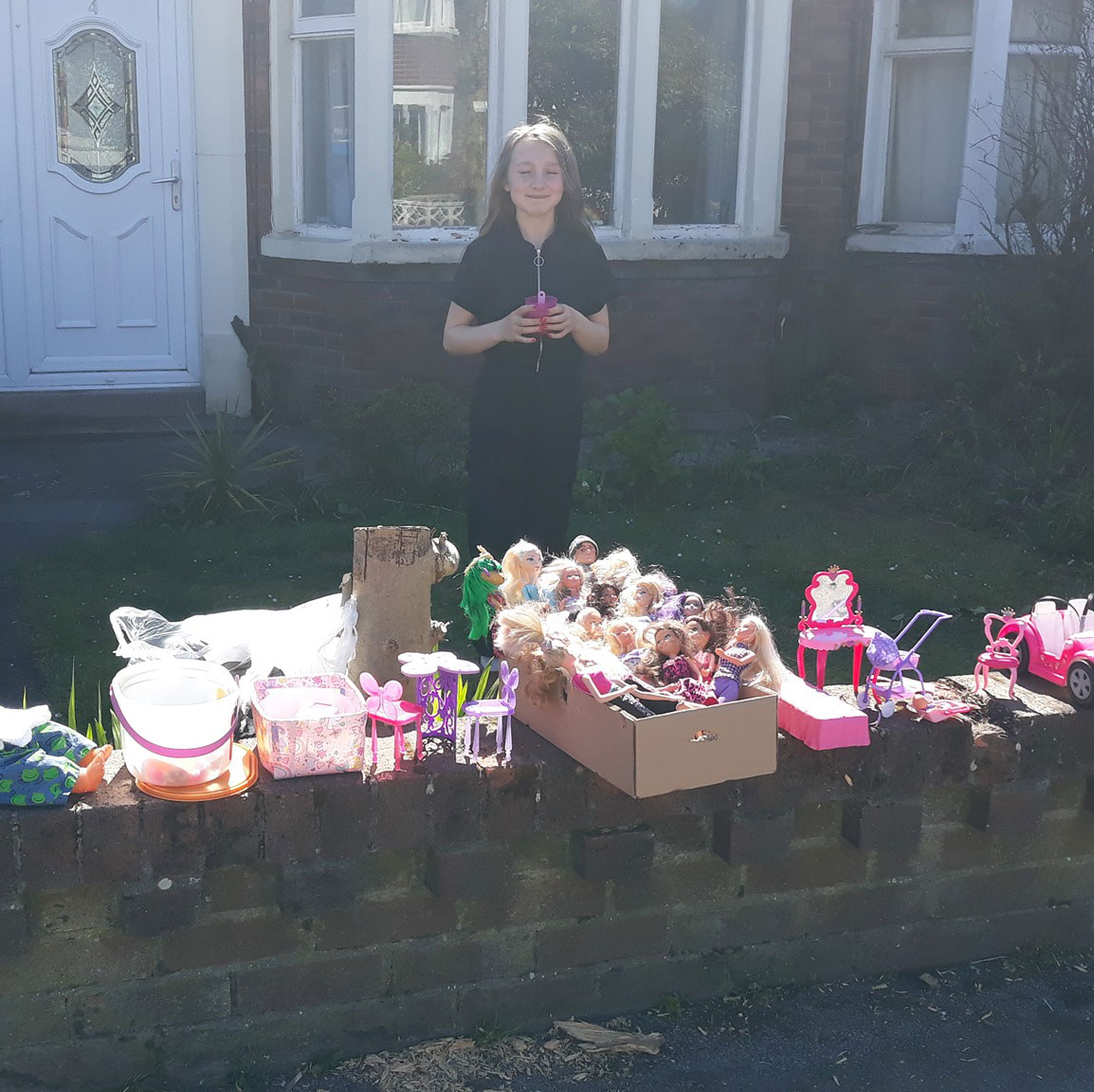 Grace's Toy Giveaway