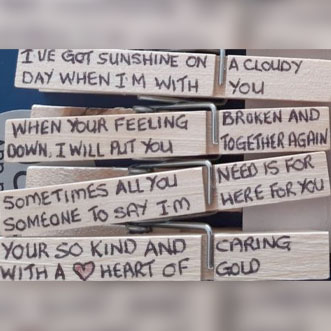 Alan's Messages