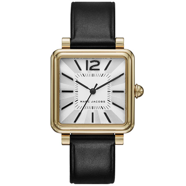 Marc Jacobs Vic Gold Tone Ladies Watch
