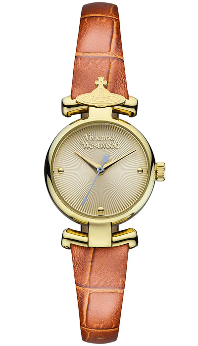 Vivienne Westwood Maida Gold Plated Ladies Watch