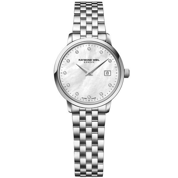 Raymond Weil Toccata Diamond Ladies Watch
