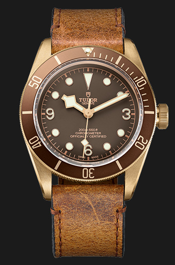Tudor Heritage Black Bay Bronze Automatic Men's Watch