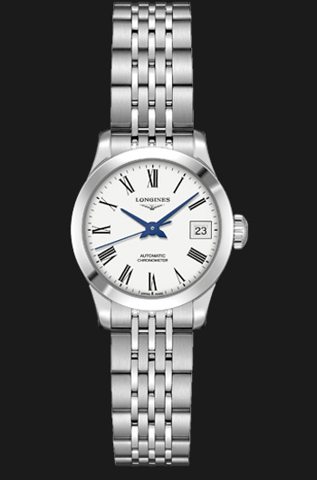 Longines Record Automatic Ladies Watch