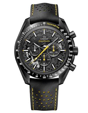 OMEGA Speedmaster Moonwatch 'Dark Side of the Moon' Apollo 8 Automatic Chronograph Men's Watch