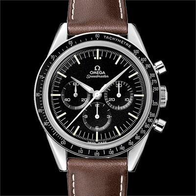 Omega Speedmaster Moonwatch 'First Omega in Space' watch