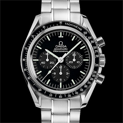 Omega Speedmaster Moonwatch Professional Chronograph Watch