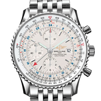 Breitling Navitimer World Chronograph Men's Watch