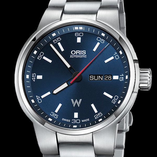 Oris Williams Day Date Automatic Men's Watch