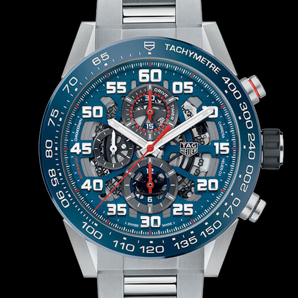 TAG Heuer Carrera Calibre Heuer-01 Red Bull Special Edition Men's Watch