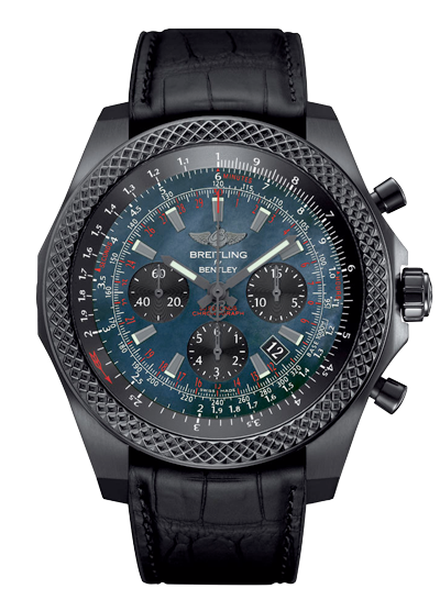 Breitling Bentley B06 Midnight Carbon Chronograph Limited Edition Men's Watch