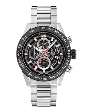 TAG Heuer Carrera Heuer-01 Automatic Chronograph Men's Watch