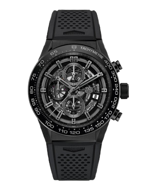 TAG Heuer Carrera Heuer 01 Ceramic Automatic Chronograph Watch