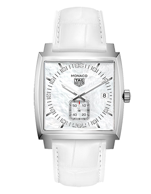 TAG Heuer Monaco Diamond Ladies Watch