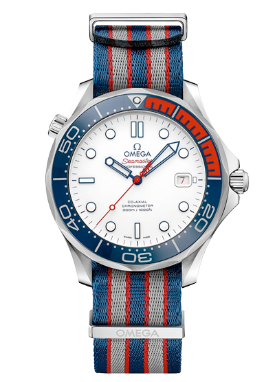 Omega Seamaster Diver 300M 'Commander's Watch' Limited Edition Watch