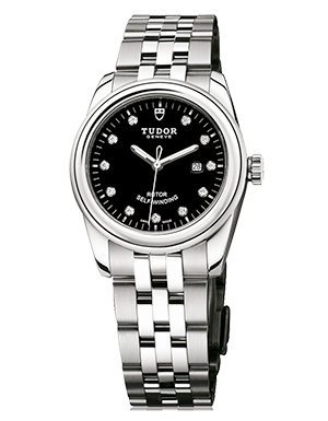 Tudor Glamour Date Diamond Automatic Watch