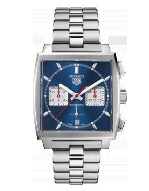 TAG Heuer Monaco Automatic Chronograph Men's Watch