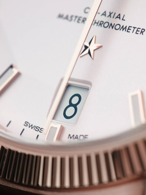 Swiss Made Omega Watch