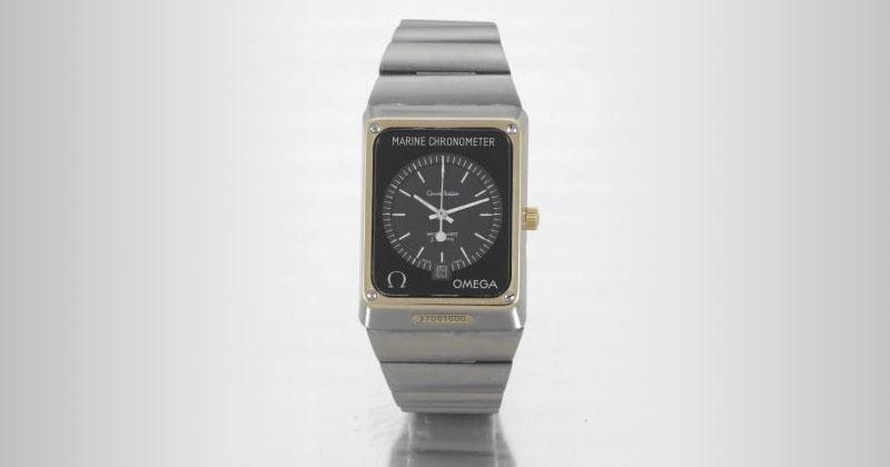 Omega's Marine Chronometer