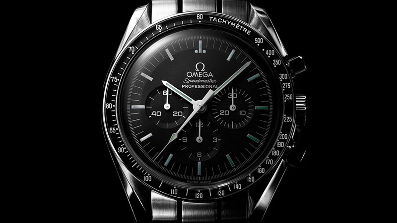 1969 Omega Speedmaster Professional Moon Watch