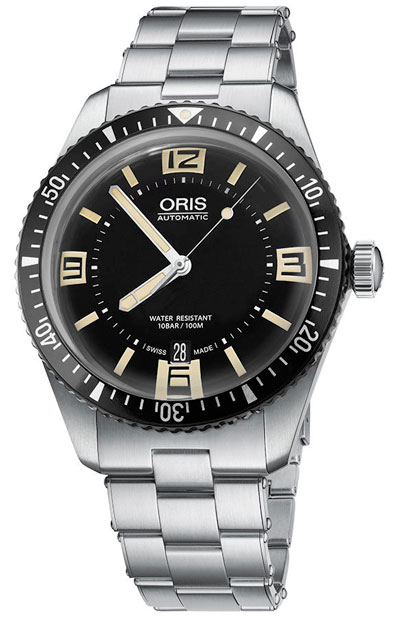 Oris Divers Sixty-Five Heritage Automatic Men's Watch