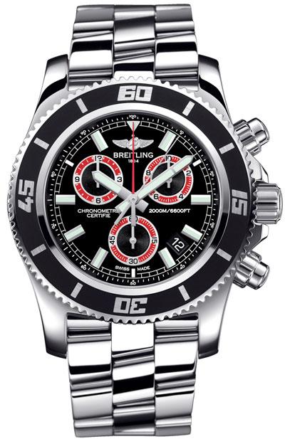 Breitling Superocean Chronograph M2000 Men's Watch