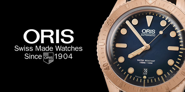 Bronze Oris Watches