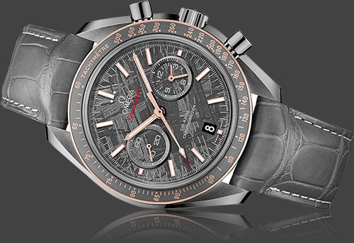 Omega Speedmaster Moonwatch Grey Side of the Moon Automatic Chronograph Men's Watch